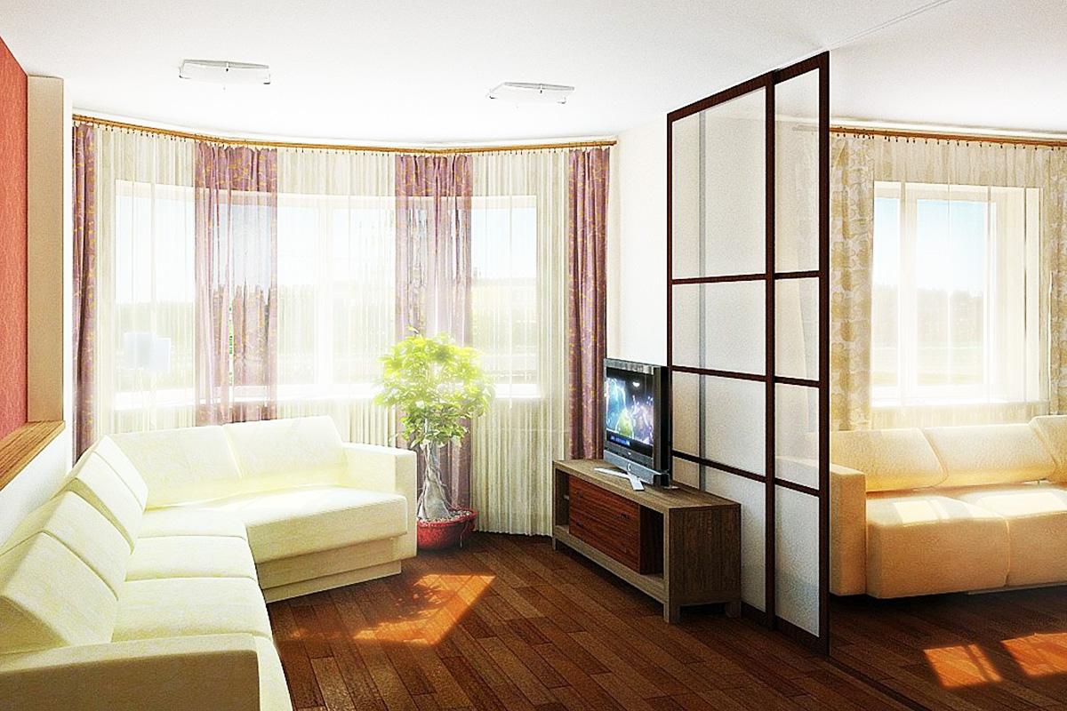 Как сделать обычную квартиру 20